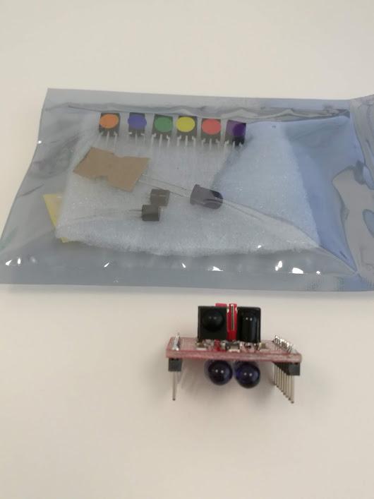 I am building my MQTT Tasmota IR transmitter… – EverythingESP