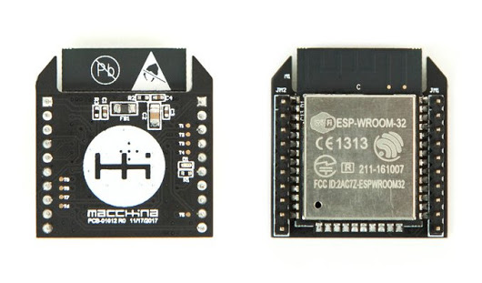 SuperB XBee Compatible Module Features ESP32 WiFi