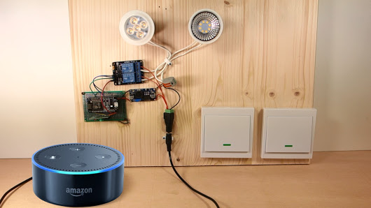 Alexa (Echo) with ESP32 and ESP8266… – EverythingESP