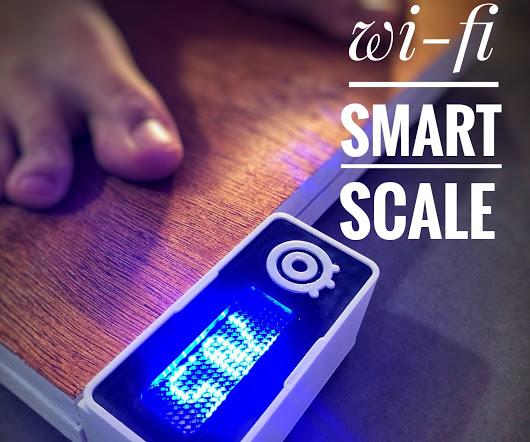 Wi-Fi Smart Scale (with ESP8266 Arduino IDE Adafruitio